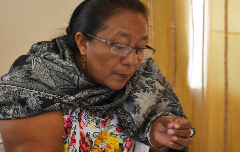 Capacitan a mujeres indígenas yucatecas en derechos político-electorales