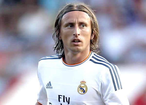 Luka Modric será baja en el Real Madrid por un mes