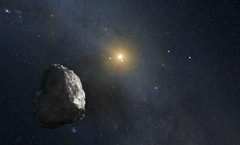 Descubren nuevo planeta helado al exterior del Sistema Solar