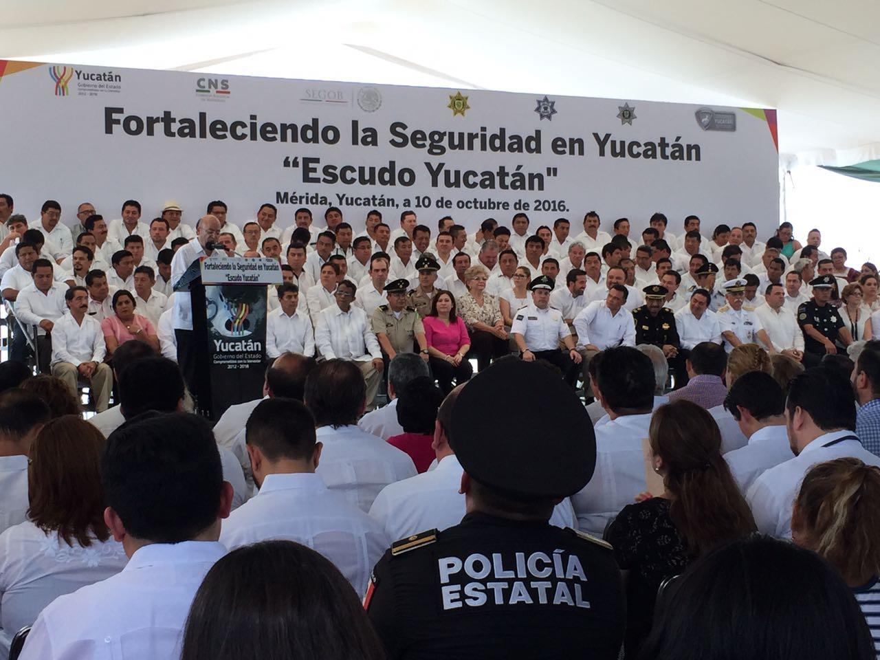 Rechaza Sales Heredia 'armar' a ciudadanos