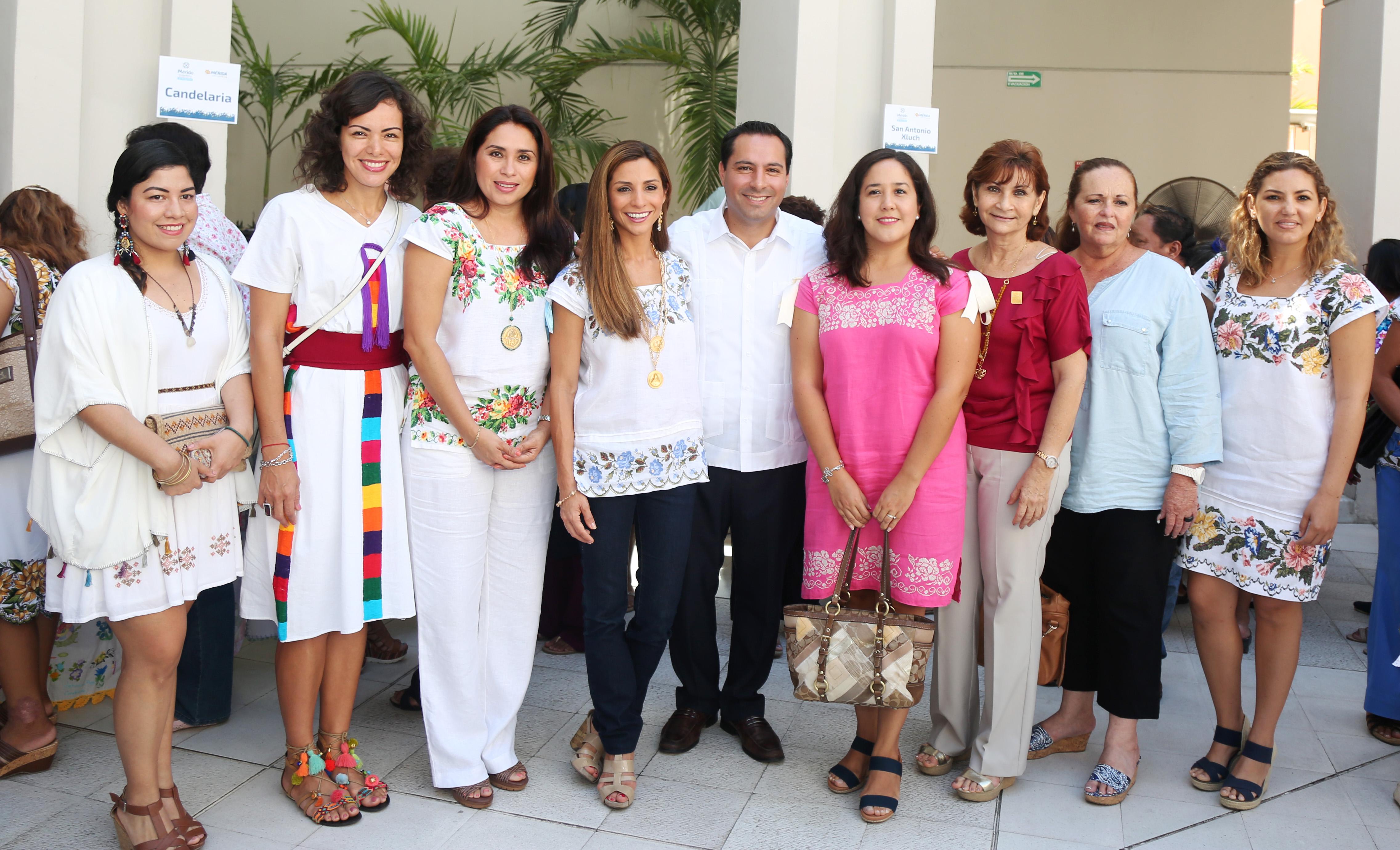 Créditos para mujeres emprendedoras de colonias y comisarías de Mérida