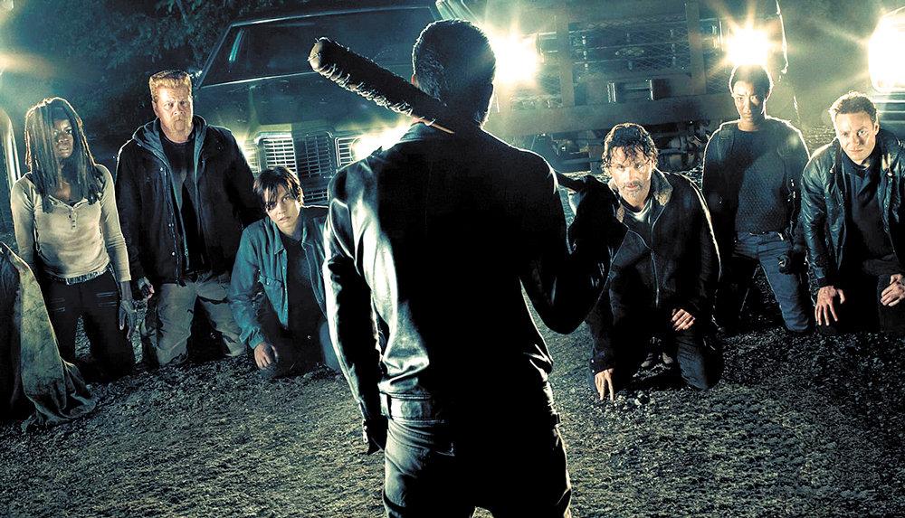 'The Walking Dead' batea histórico 'home run' para Fox