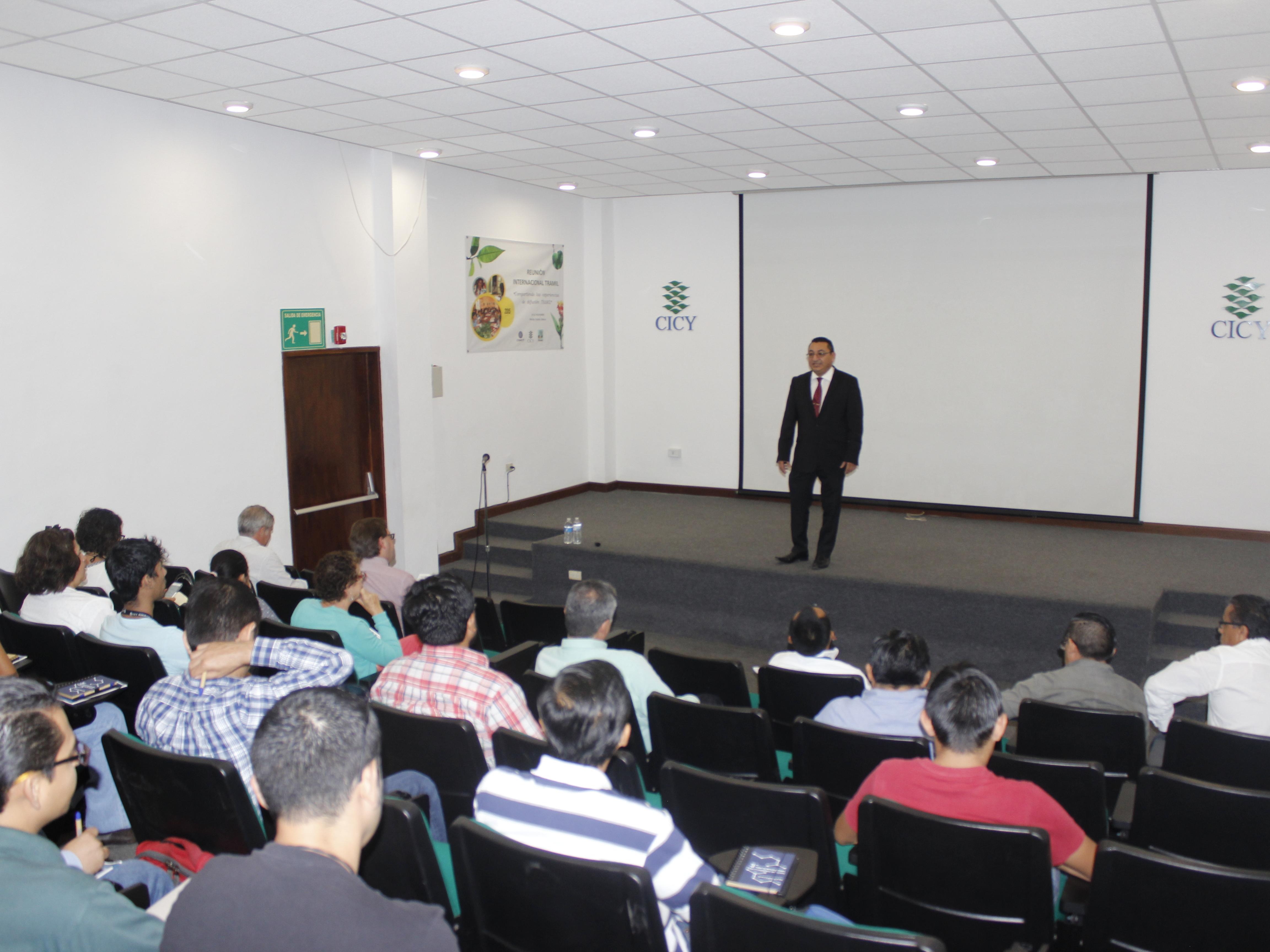 Posicionado Yucatán en nanomateriales
