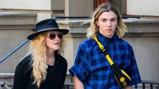 Madonna habla sobre la detección de su hijo con drogas