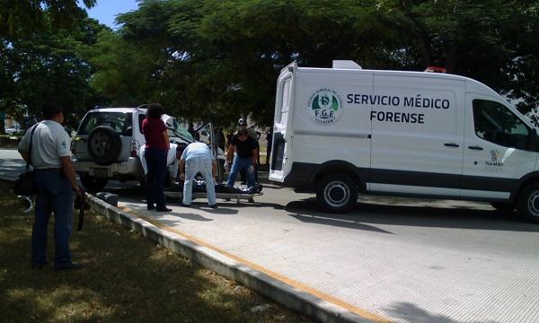 Fatal choque cobra vida de funcionario estatal de Yucatán