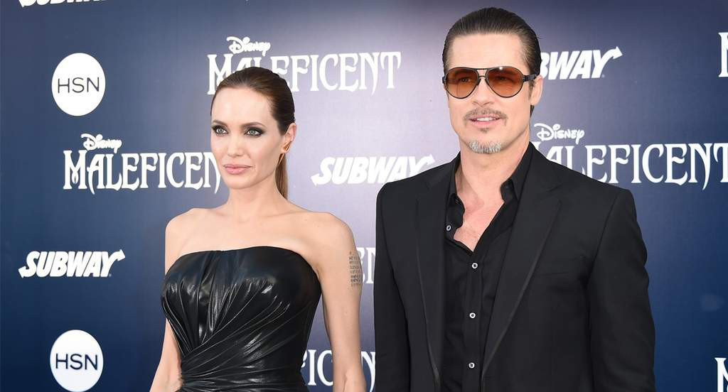 Jolie peleará contra Pitt por sus hijos