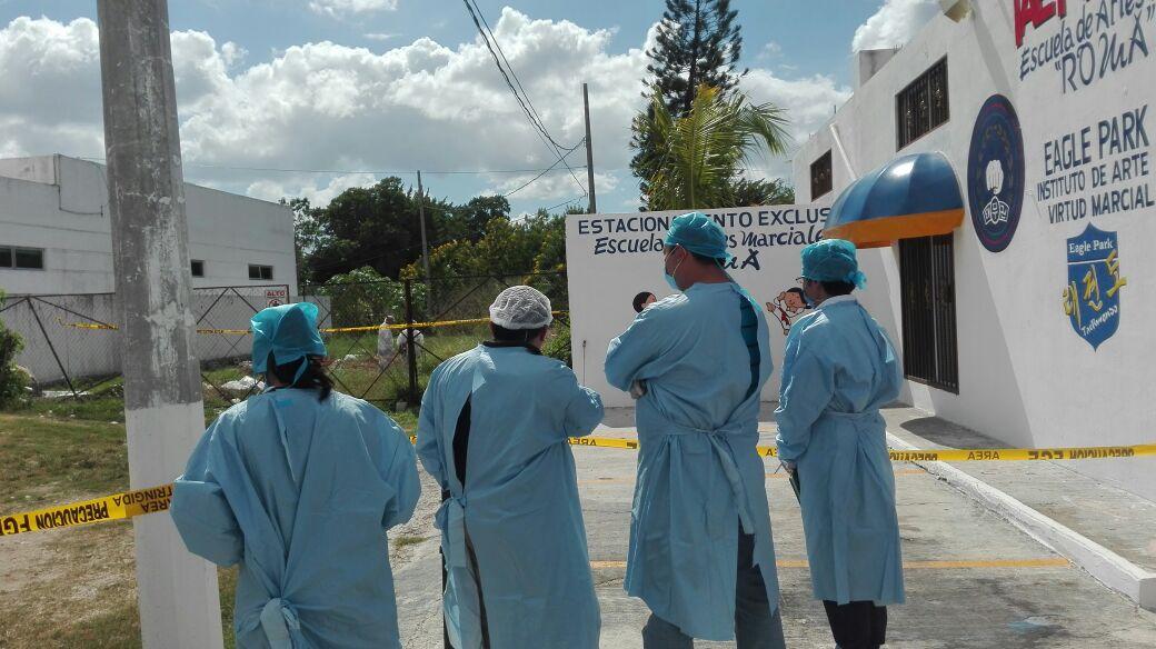 Detenidos dos por crimen de empresario yucateco
