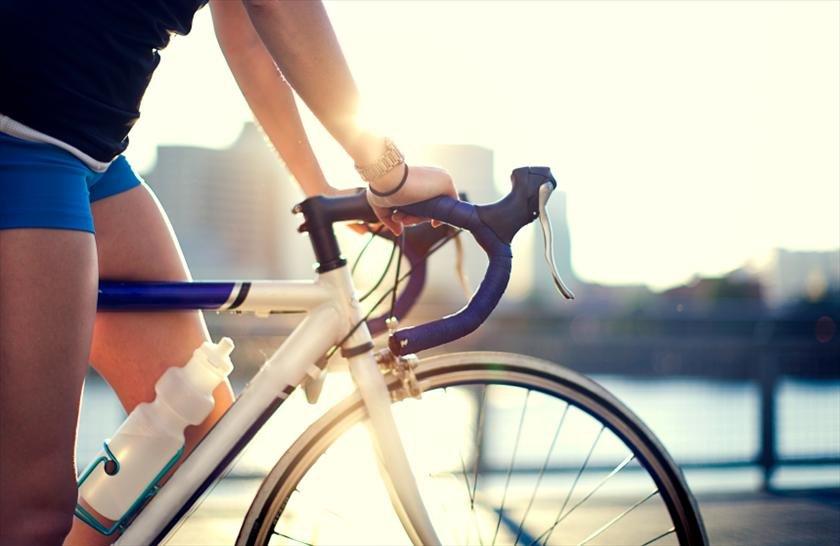 Andar en 'bici' reduce hasta un 18% el riesgo de infarto