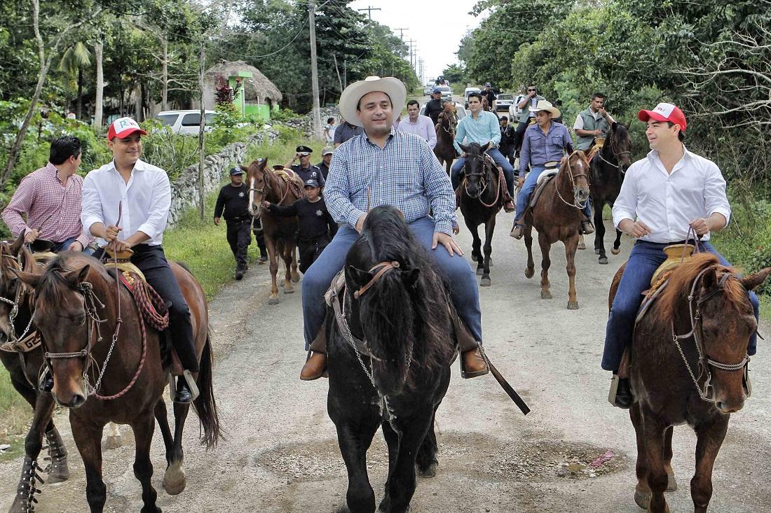 Formalizan primeras denuncias contra Borge Angulo