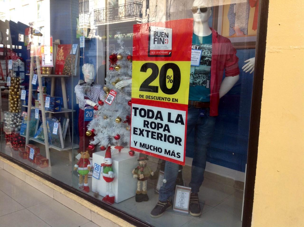 """Con """"rienda suelta"""" en El Buen Fin"""