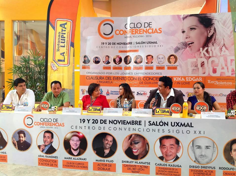 Compartirán en Mérida historias de éxito