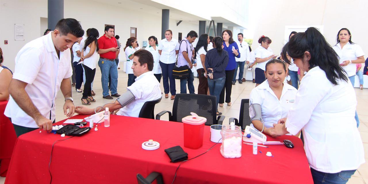 Hacen conciencia sobre diabetes en Congreso Yucatán