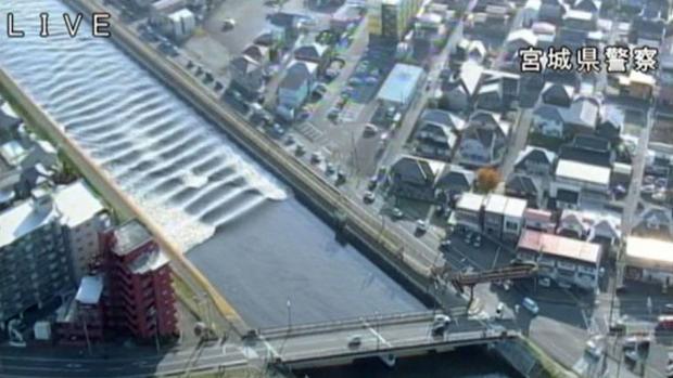Alerta de tsunami en Japón revive pesadilla de 2011