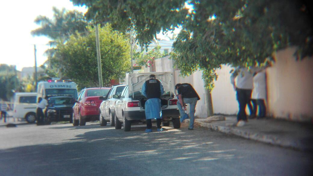 Encuentran hombre muerto al norte de Mérida