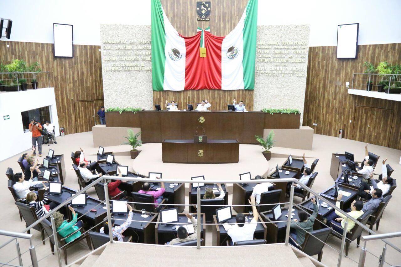 Exhorto de Congreso Yucatán sobre Reforma Educativa