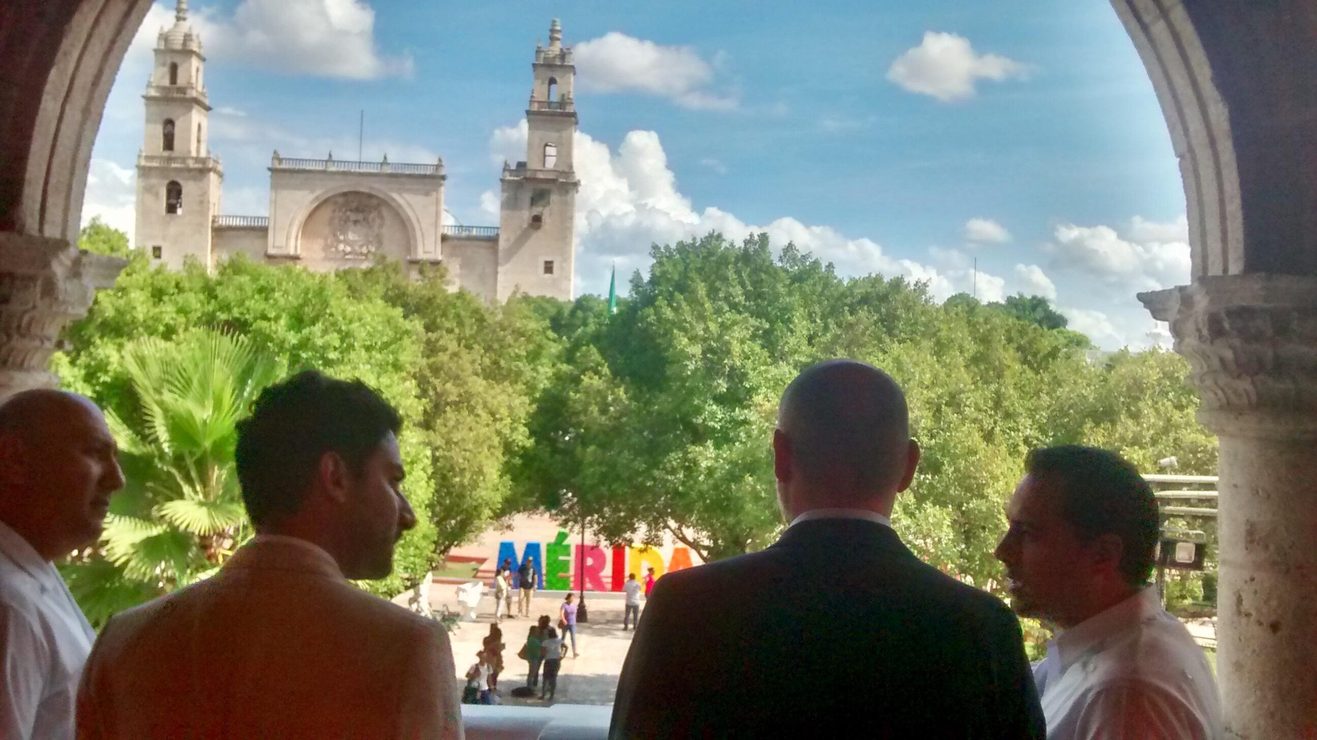 Buscan fin al desorden en crecimiento de Mérida