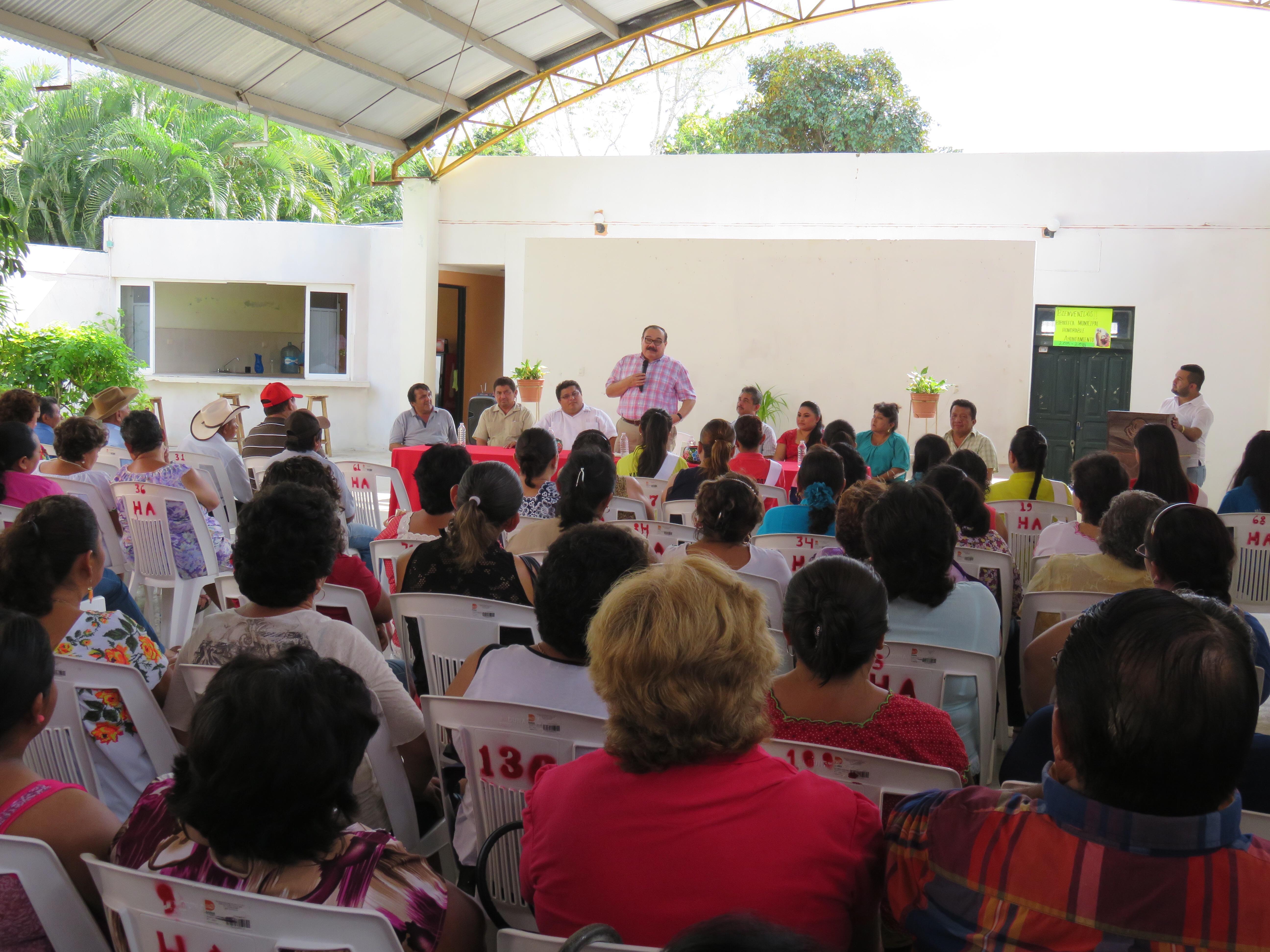 Ramírez Marín apoya a municipios