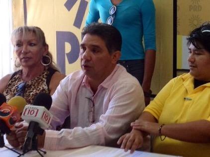 Divide a PRD tema de alianza con PAN en Yucatán