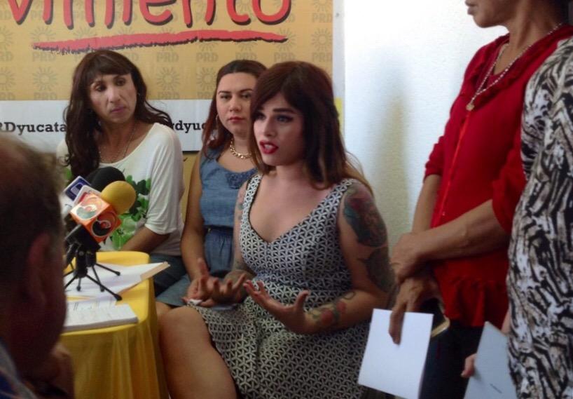 Yucatecas alzan la voz contra transfeminicidios