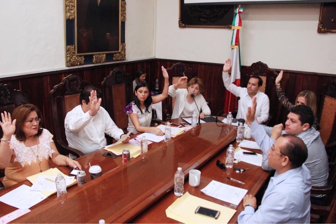 Avalan proyecto Ley de Ingresos Mérida 2017