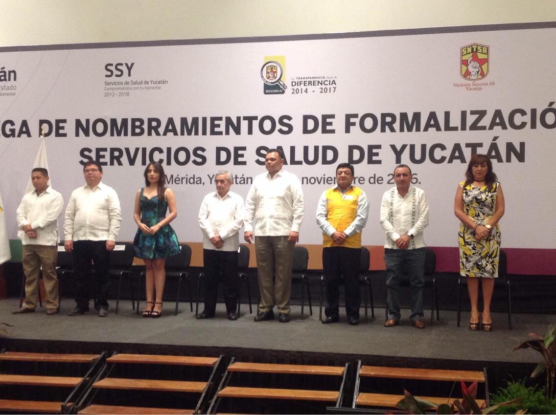 Prevén no haya recortes a salud en Yucatán