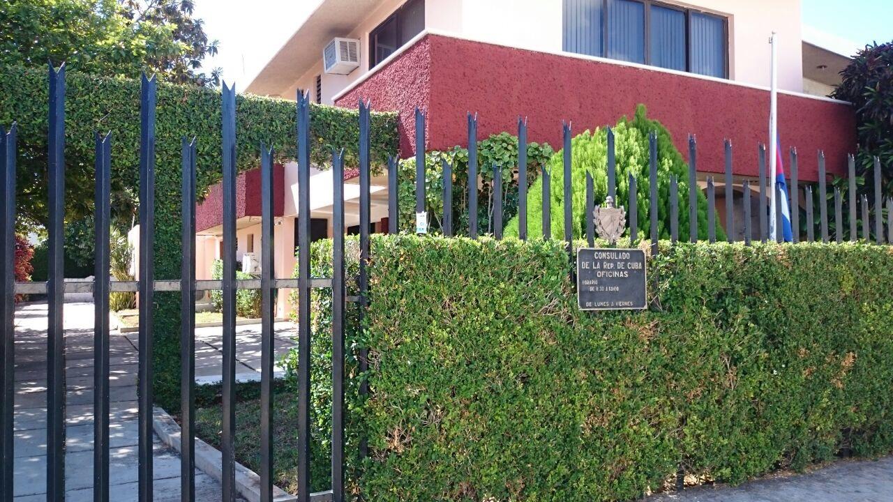 Condolencias por Fidel Castro este lunes en Consulado Mérida