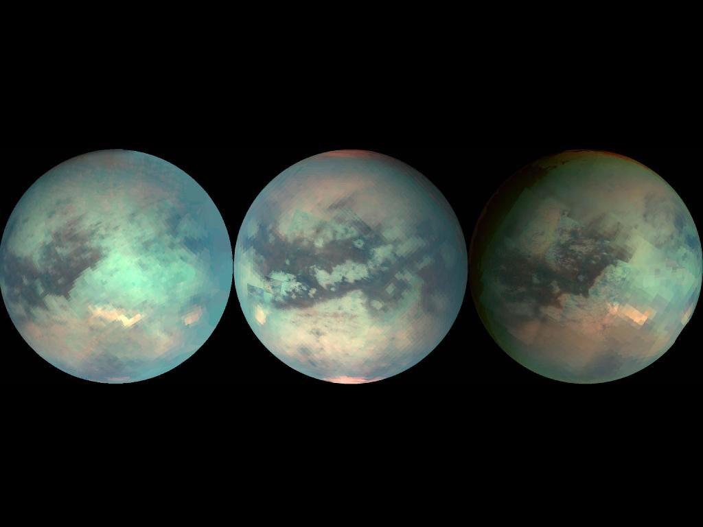 Satélite de Saturno podría ser opción de colonia espacial