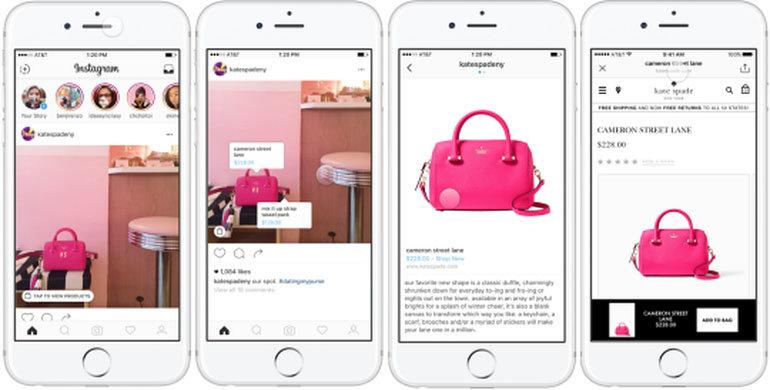 Ahora podrás comprar… ¡Desde Instagram!