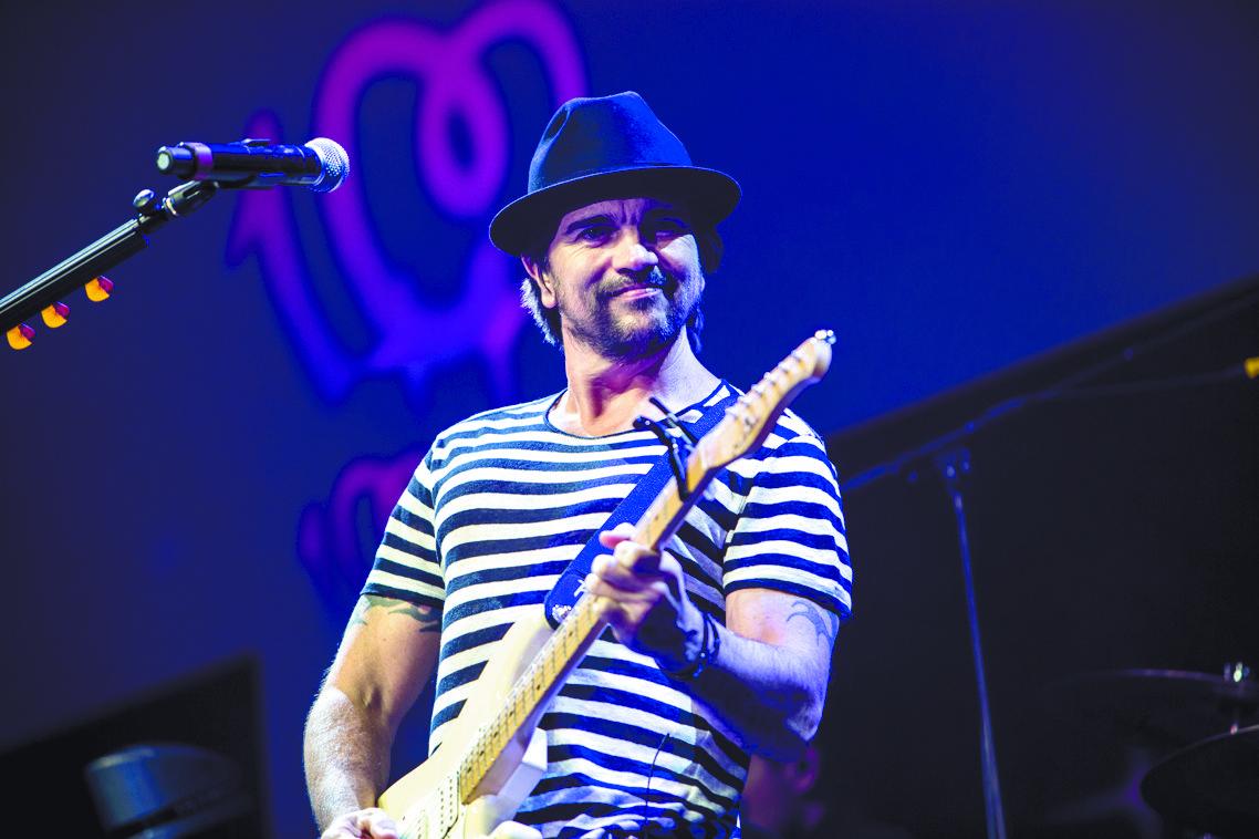 Juanes cantará en concierto al Nobel de la Paz en Noruega