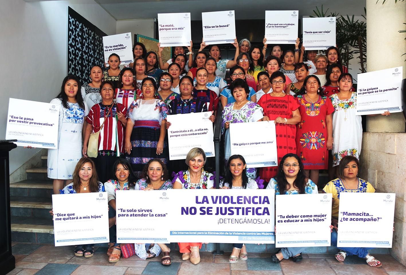 Distinguen a Mérida por políticas de equidad de género