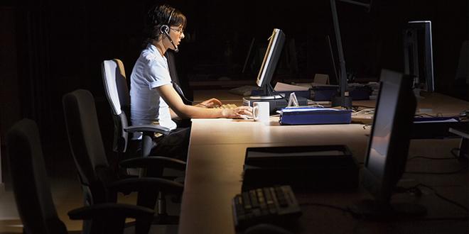 Trabajar de noche aumenta posibilidad de diabetes, obesidad y cáncer