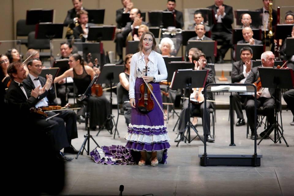 Huella imborrable de Elena Mikhailova en Teatro Peón Contreras