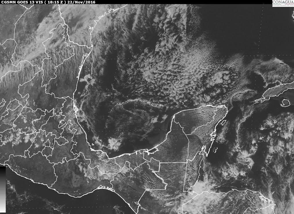 Despertó Yucatáncon hasta 9 grados en algunas zonas
