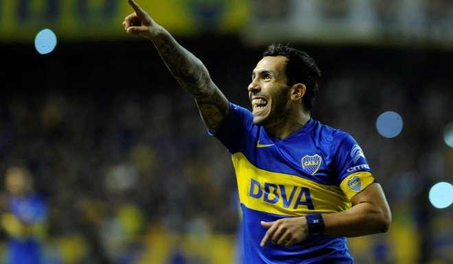 Carlos Tévez se vuelve el futbolista mejor pagado