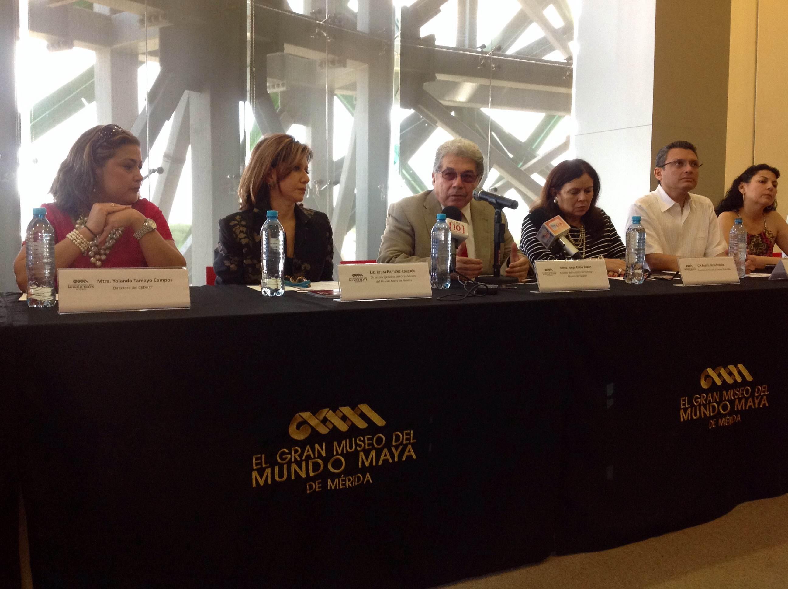 Discusión interminable por Museo Maya, responde a intereses.- Esma