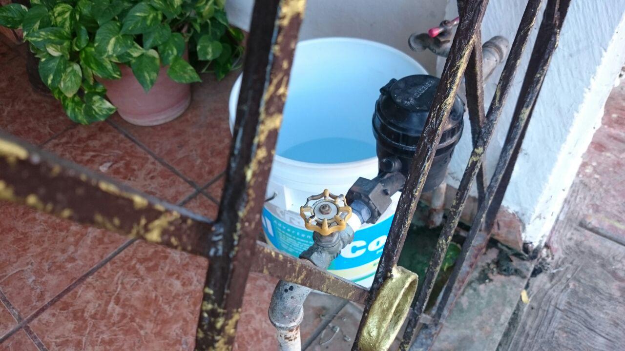 Trastorna a colonias de Mérida 'un día sin agua potable'