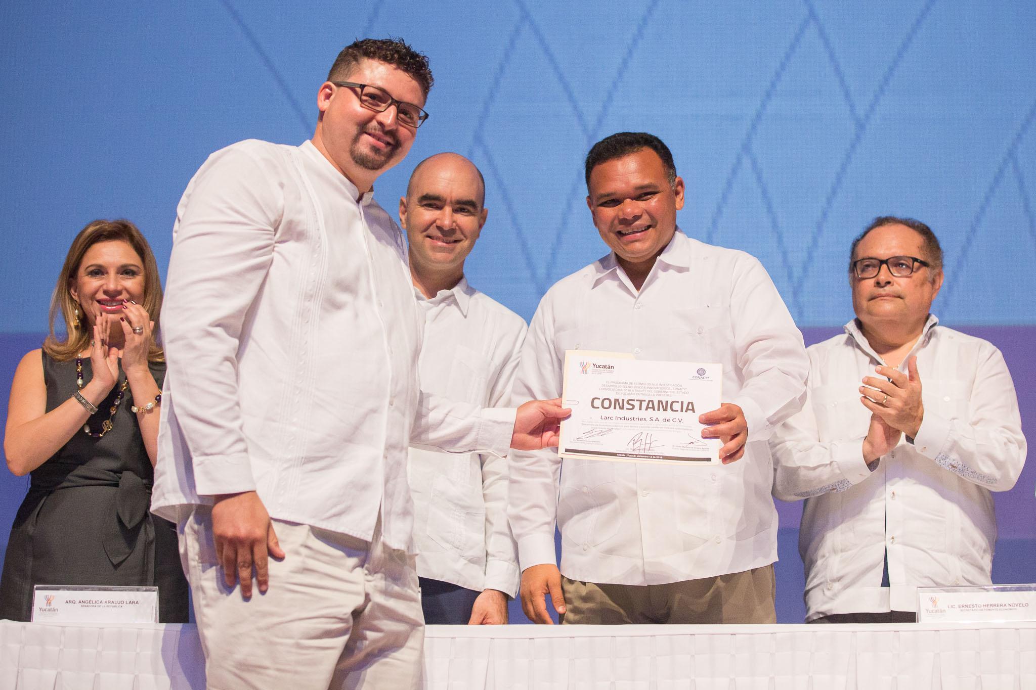 Más de 100 millones de pesos para empresas locales