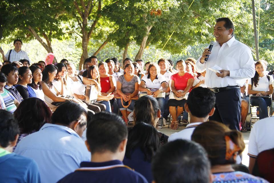 Evalúa Yucatán resultados en sector educativo