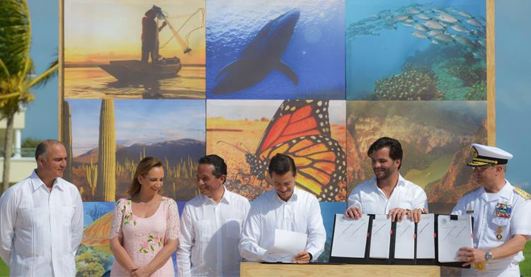 Es Caribe Mexicano Reserva de la Biosfera
