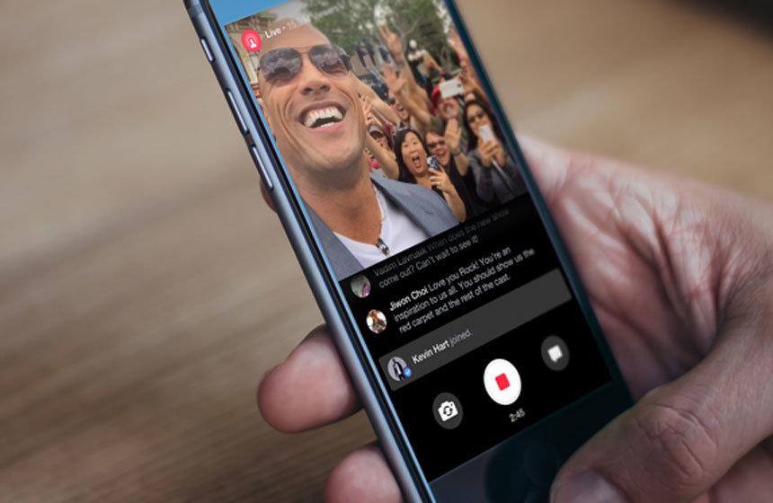 Facebook ha decidido restringir transmisiones en vivo