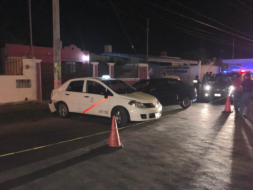 Nueva agresión de taxista de FUTV a chofer de Uber