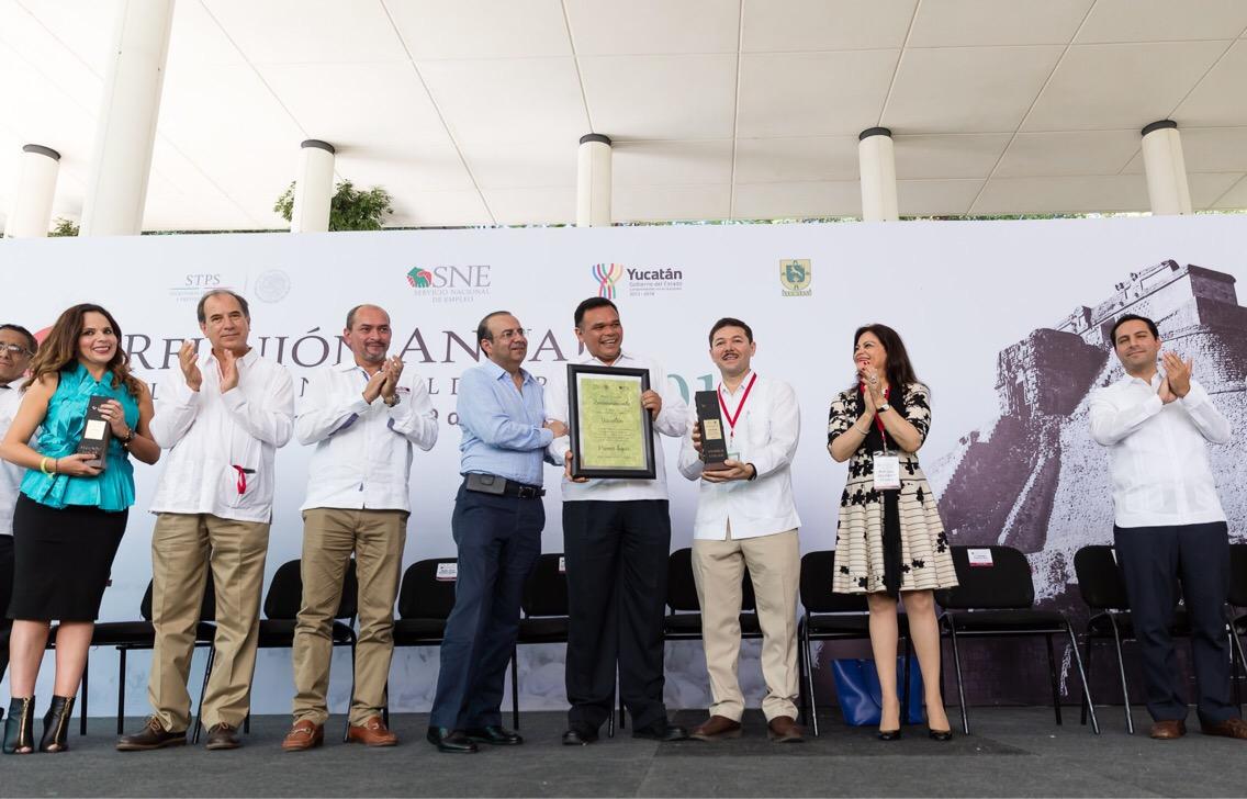 Repite Yucatán primer lugar en programa de empleo
