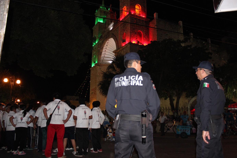 Mega cierre de calles en Centro Histórico Mérida por festejos