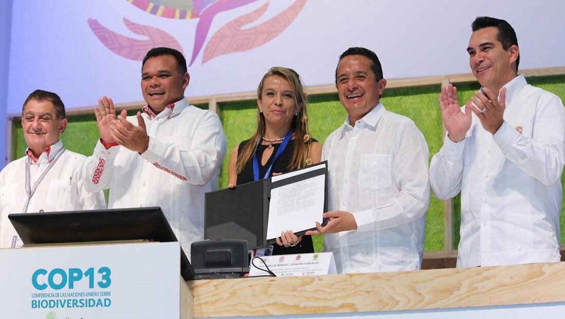 Une a tres estados de la Península Acuerdo de Sustentabilidad