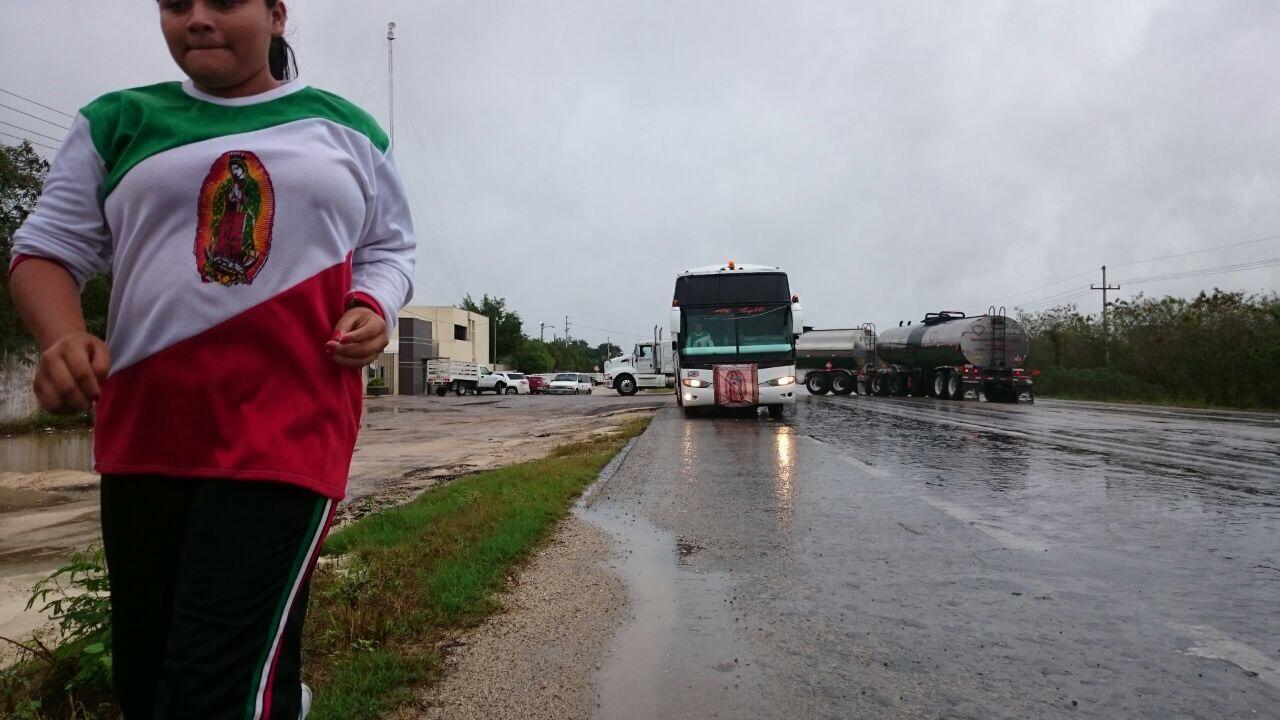 Suman accidentes peregrinos yucatecos en carreteras