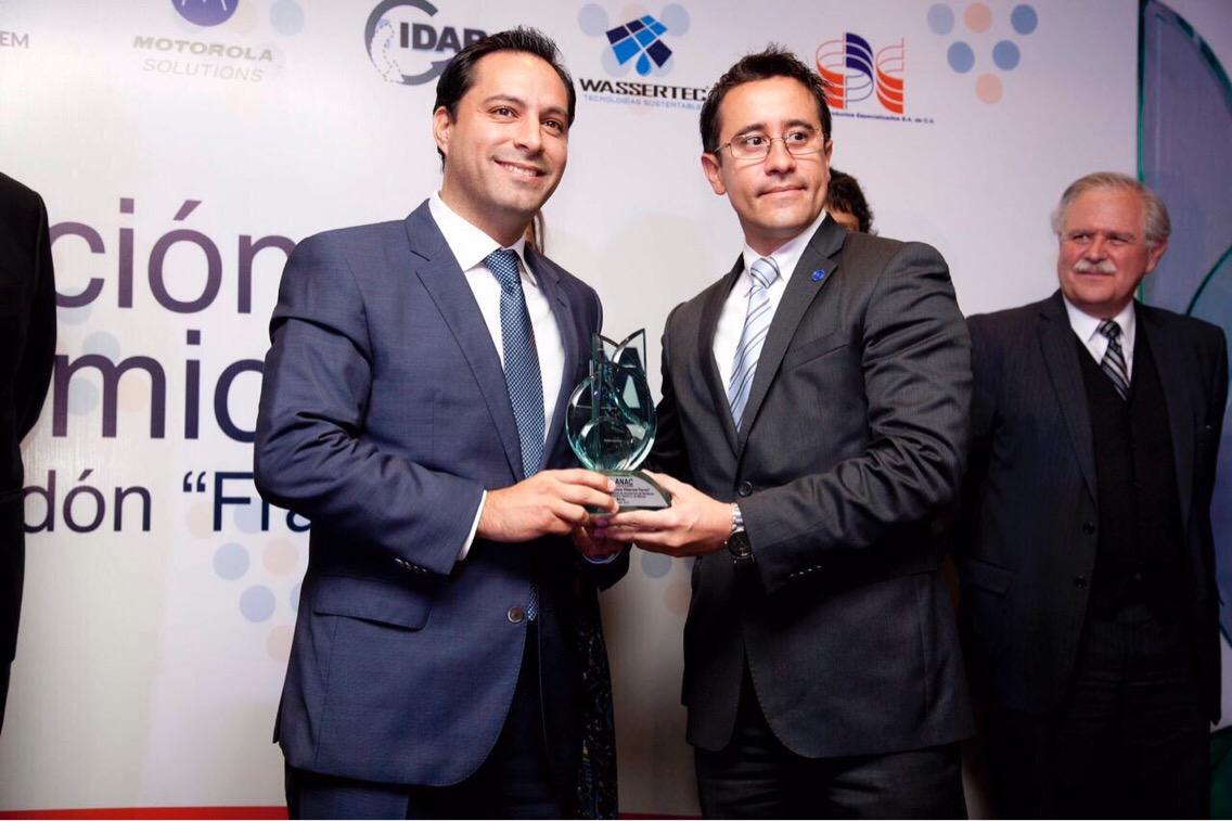 Premian a Mérida por programas exitosos