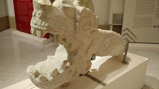 Abren muestra de hallazgos mayas