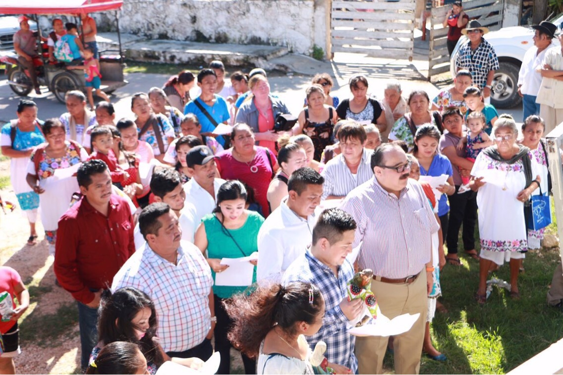 Convivencias con Ramírez Marín en interior del estado