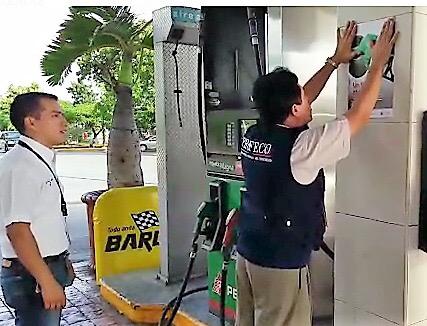 Surge en el país 'mercado negro' de combustibles