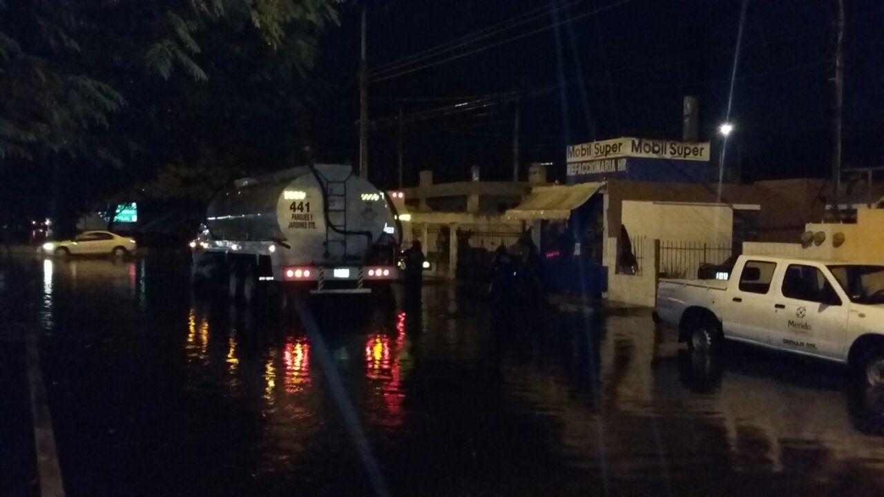Prevén más tormentas fuertes en la Península de Yucatán